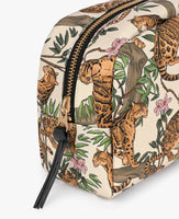 "Trousse Beauty ""Lazy Jungle"" - Wouf Barcelona"