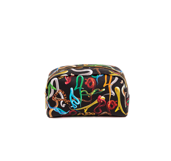 "Trousse de toilette - Beauty Case - ToiletPaper Magazine  ""Snakes"""