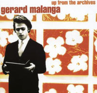 Up from the Archives (CD) - Gerard Malanga