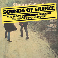 "Disque Vinyl ""Sounds of Silence""  - Une compilation de Patrice Caillet, Adam David, Matthieu Saladin"