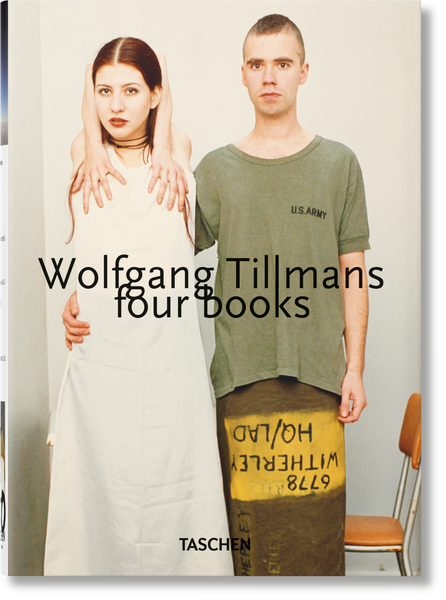 Wolfgang Tillmans - Four Books -  40th Anniversary Edition - Taschen