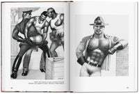 The Little Book of Tom of Finland : Cops & Robbers  - Ed Taschen