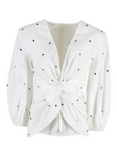 Load image into Gallery viewer, Philosophy di Lorenzo Serafini Polka-dot Shirt