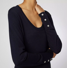 Load image into Gallery viewer, Zeus Max Mara Silk Pullover