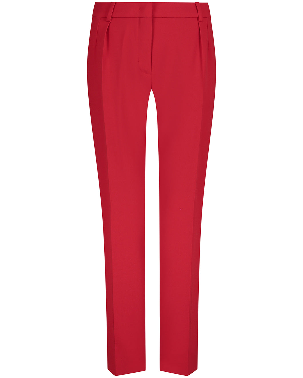 Lamella Red Cady Trousers