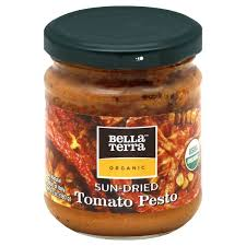 Bella terra Sun-Dried Tomato Pesto