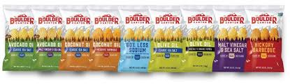 Boulder Canyon Chips (Various Flavors)