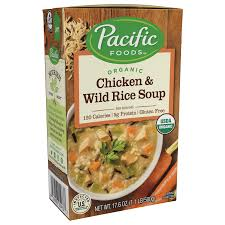 Pacific Chicken & Wild Rice Soup