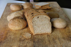 Abigail's Millet and Brown Rice Loaf (Gluten Free)