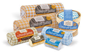Vermont Creamery Unsalted Cultured Butter (8oz)