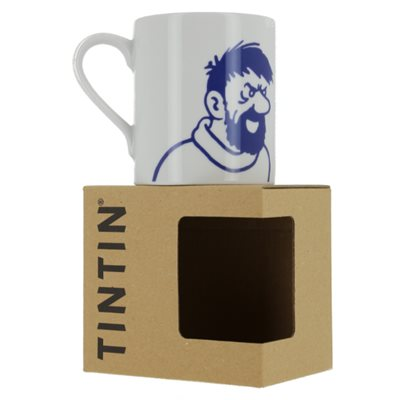 Tasse collection Tintin, Haddock