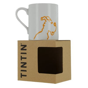 Tasse collection Tintin, Milou