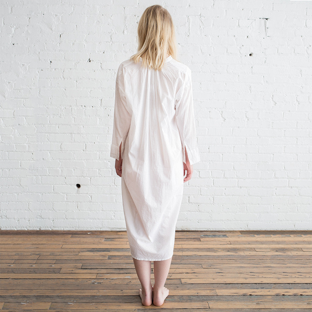 Domi Tunic White