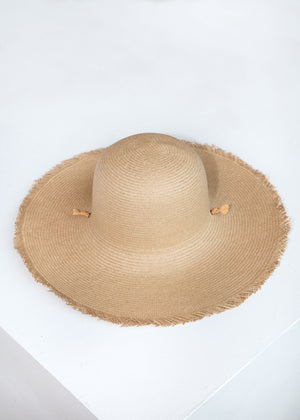 Oceanic Hat in Camel