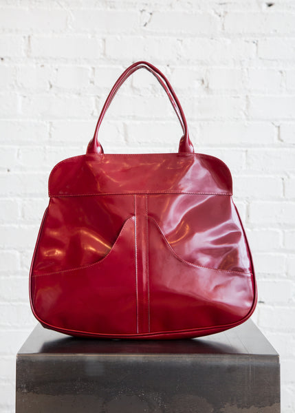 A Detacher Helga Bag Cherry