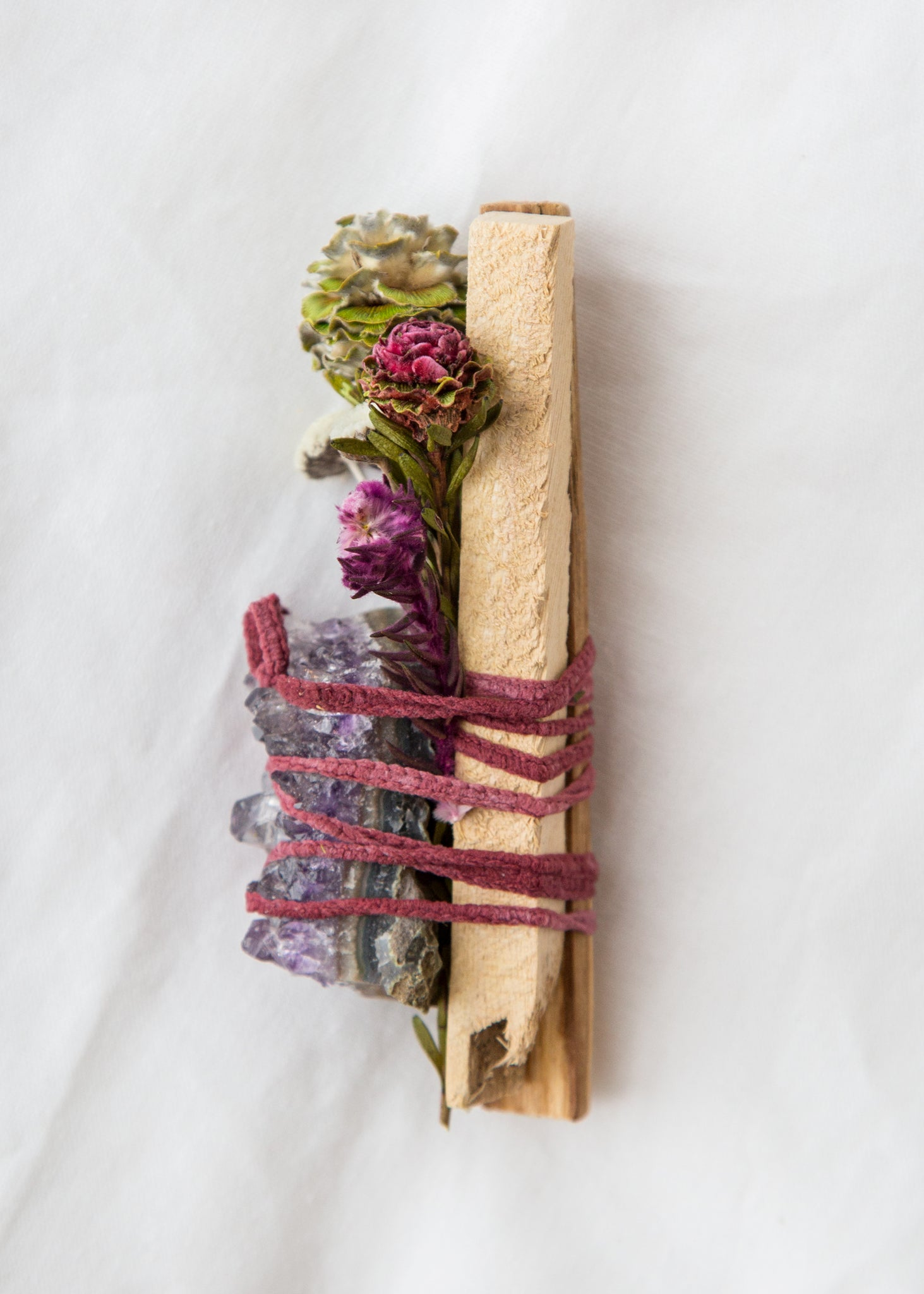 Amethyst Palo Santo Bundle - SOLD OUT