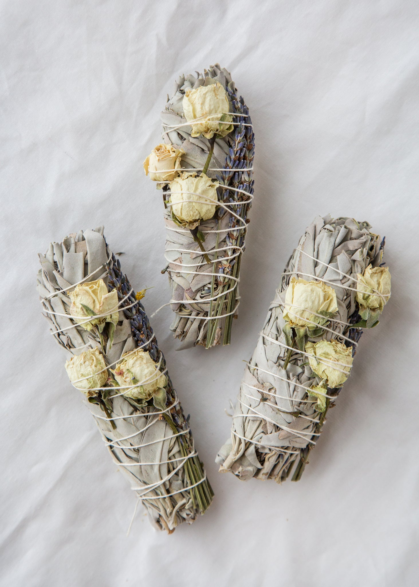 Large Lavender Smudge Stick