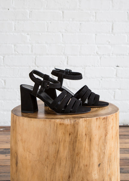 Maryam Nassir Zadeh Palma High Sandal Black