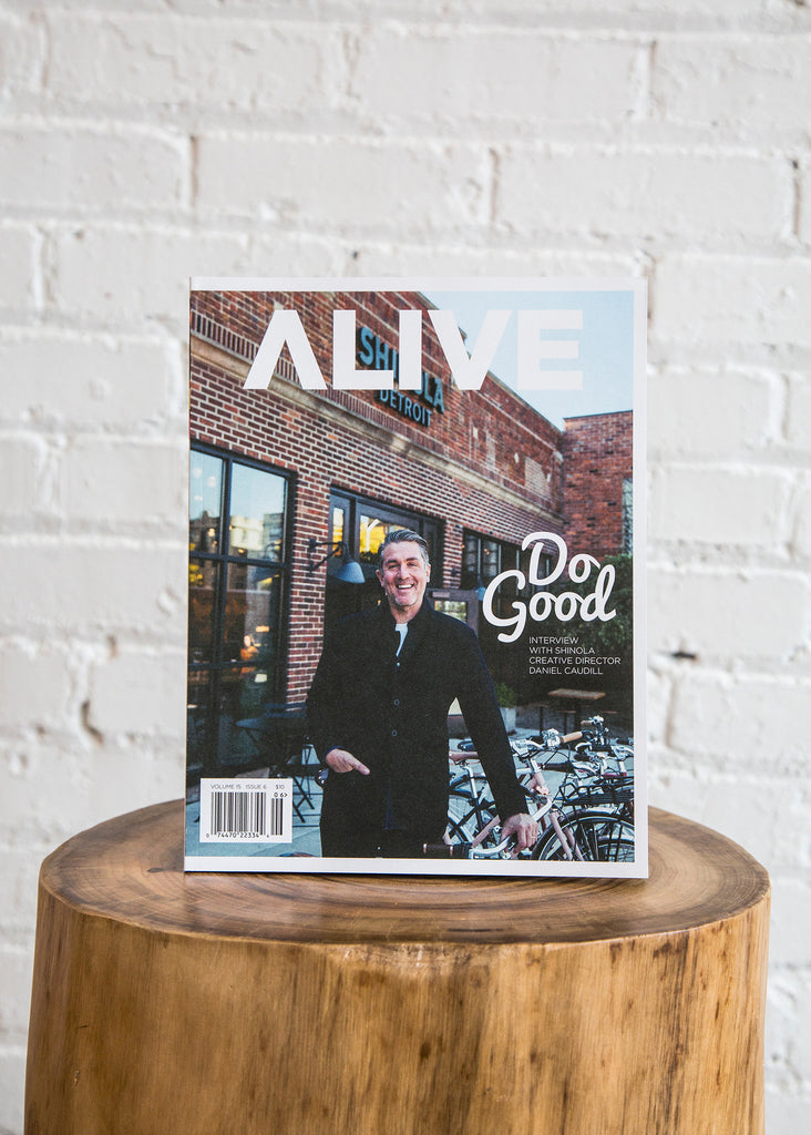 Alive Magazine Vol 15 Issue 6
