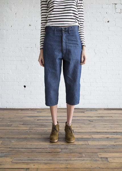 Chimala Farmer's Work Pant Chambray