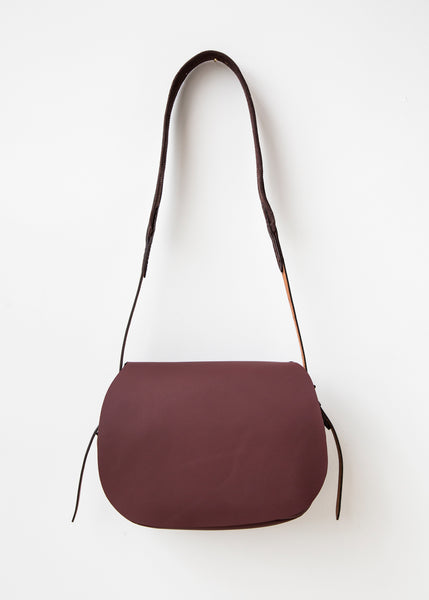 A Detacher Leigh Bag Bordeaux