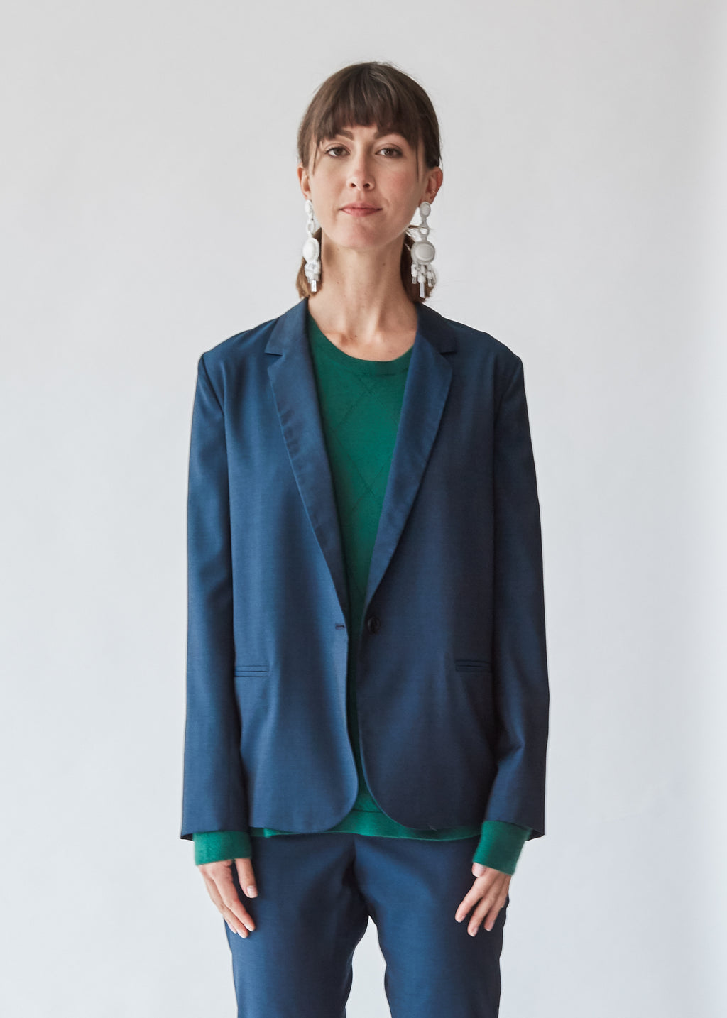 Perfect Blazer in Blue - SOLD OUT