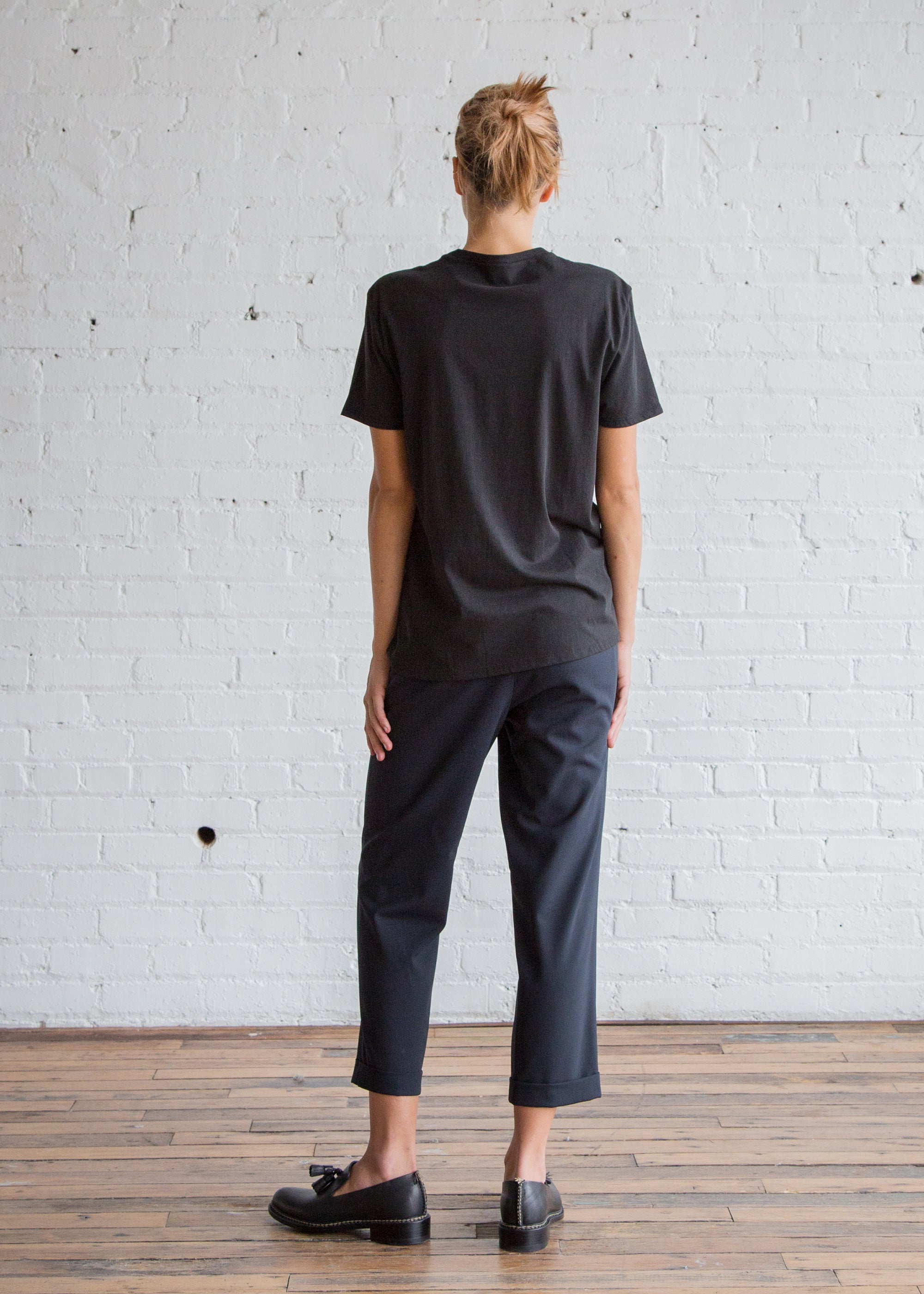 Carly Trouser Navy - SOLD OUT