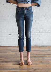 6397 Mini Skinny Dark Vintage