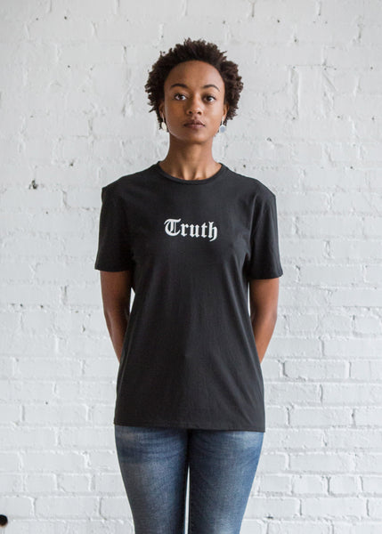 6397 Truth Boy T Black