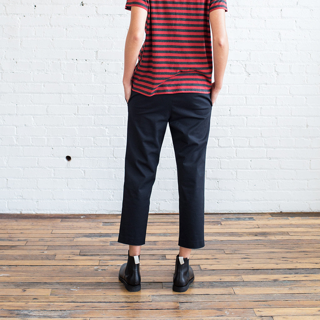 6397 - 6397 Twill Uniform Pant  -  Finefolk - 4