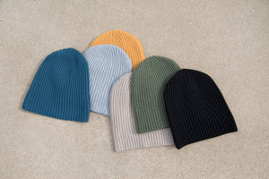 8.6.4 Beanie Cashmere Grey - SOLD OUT