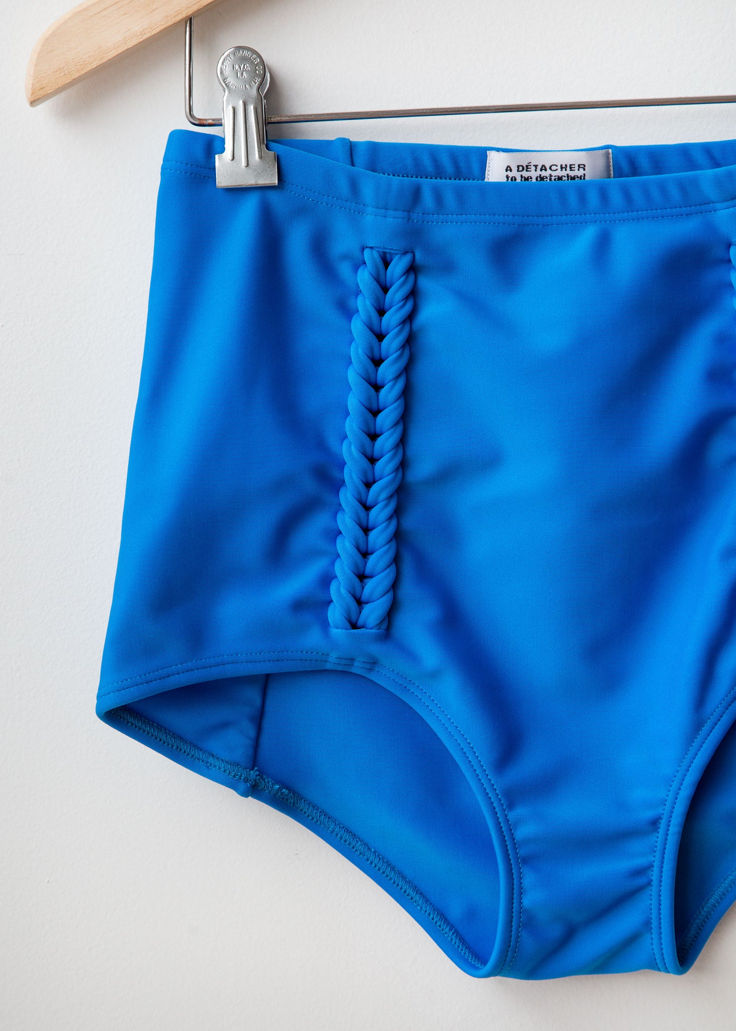 Dawn Bottoms in Egyptian Blue