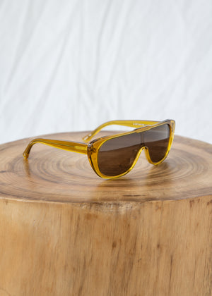Beryl Sunglasses in Amber