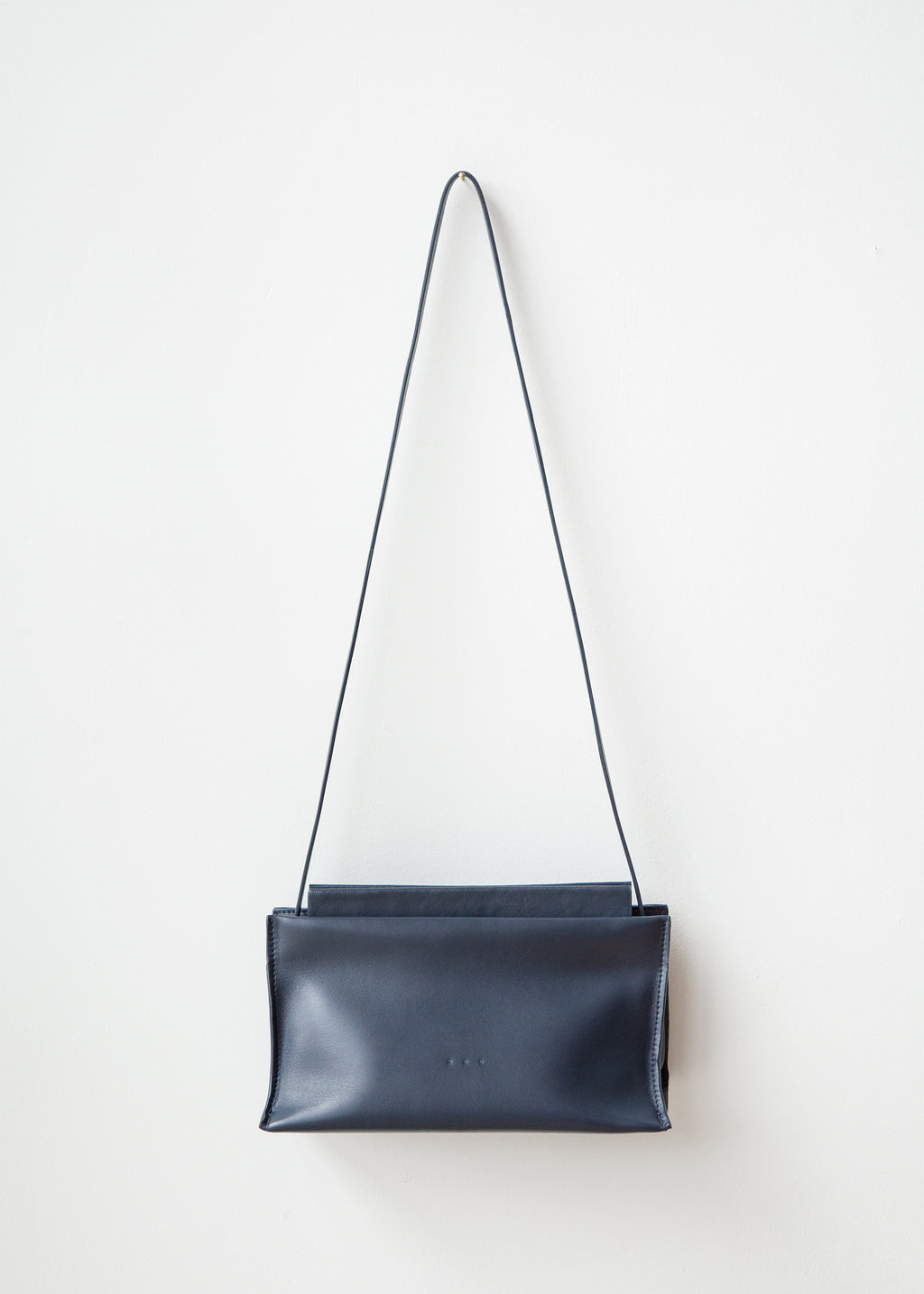 Aesther Ekme Slope Clutch Dress Blue - SOLD OUT