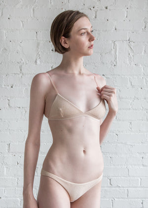 Base Range Mississippi Bra Terry Nude