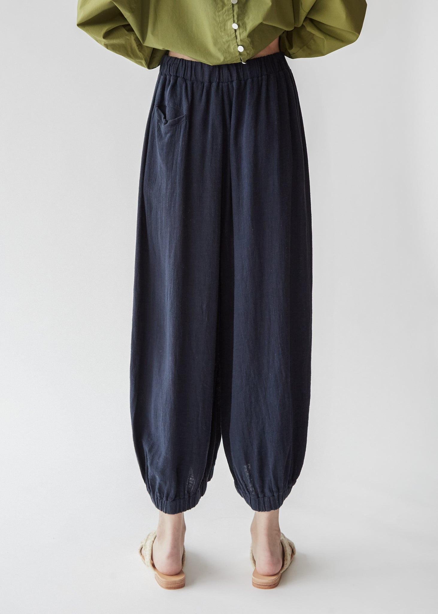 Bulb Pants in Dark Navy - SOLD OUT