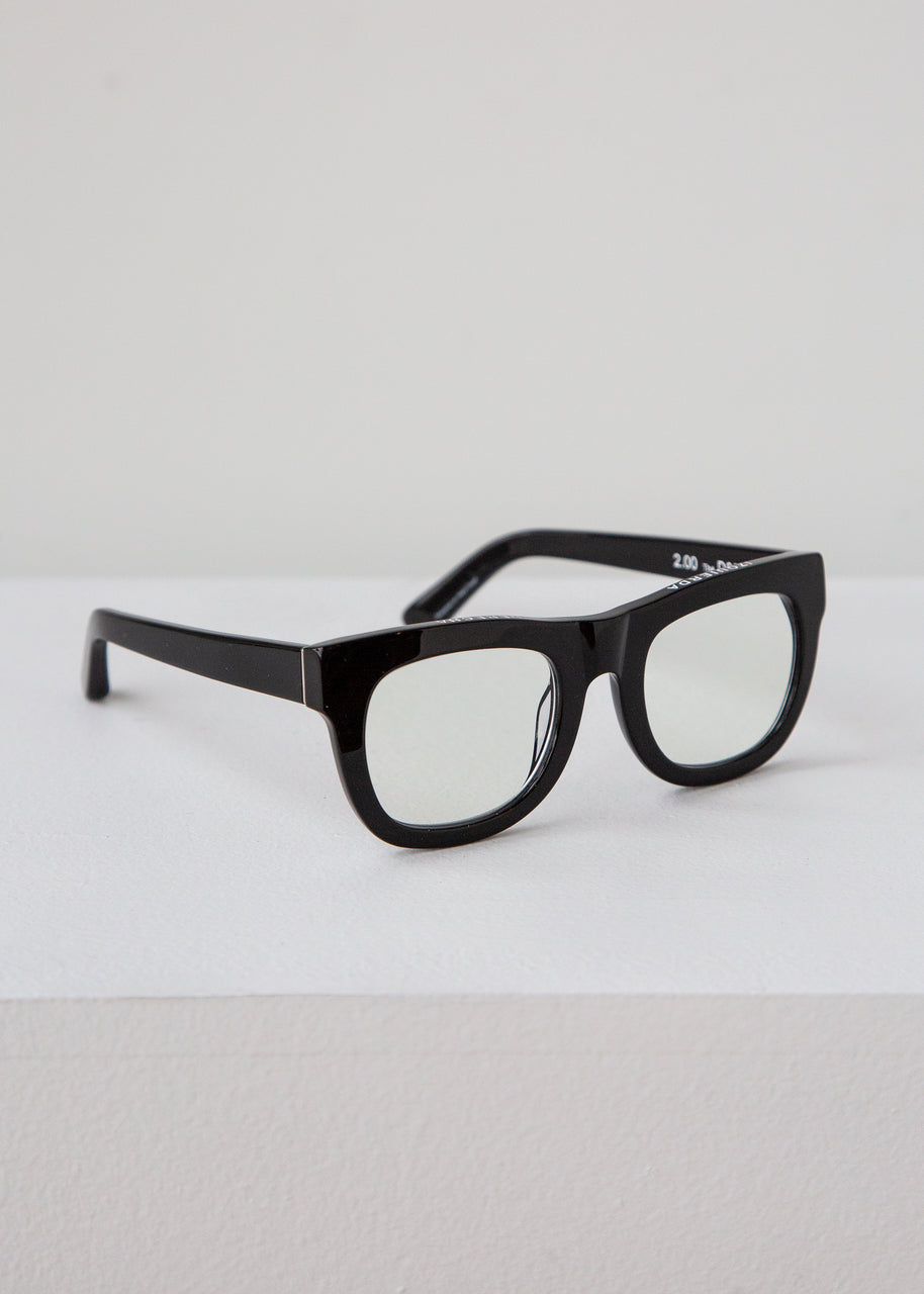 D28 Readers in Gloss Black