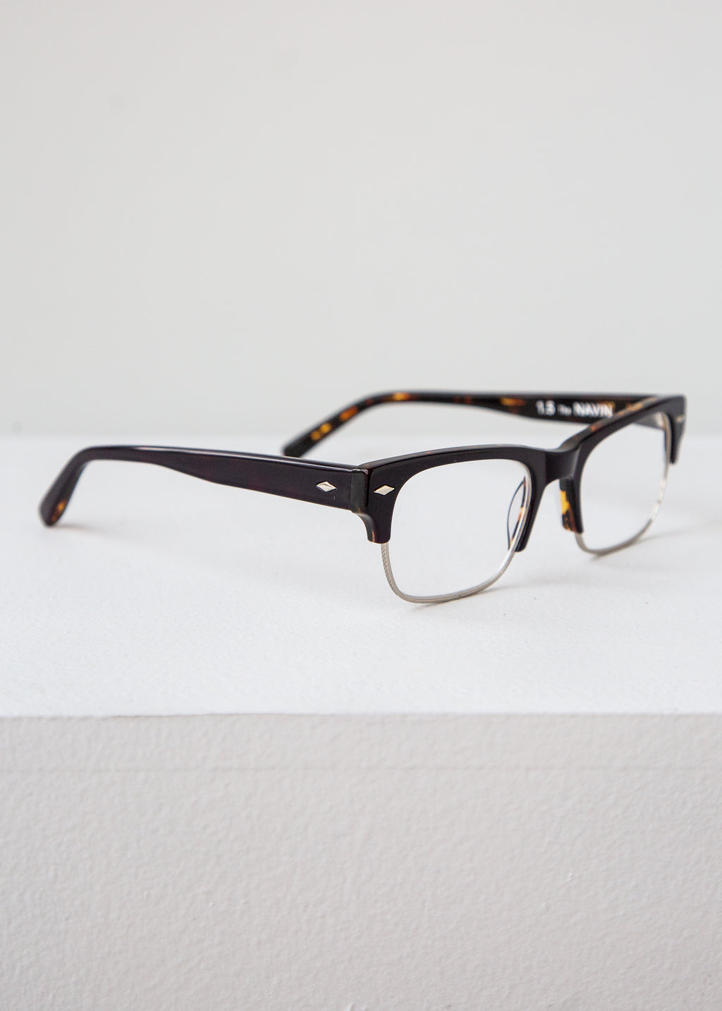 Navin Readers in Brown Tortoise
