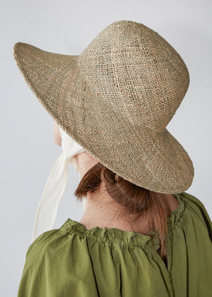 Koh Hat w Shade in Seagrass - SOLD OUT