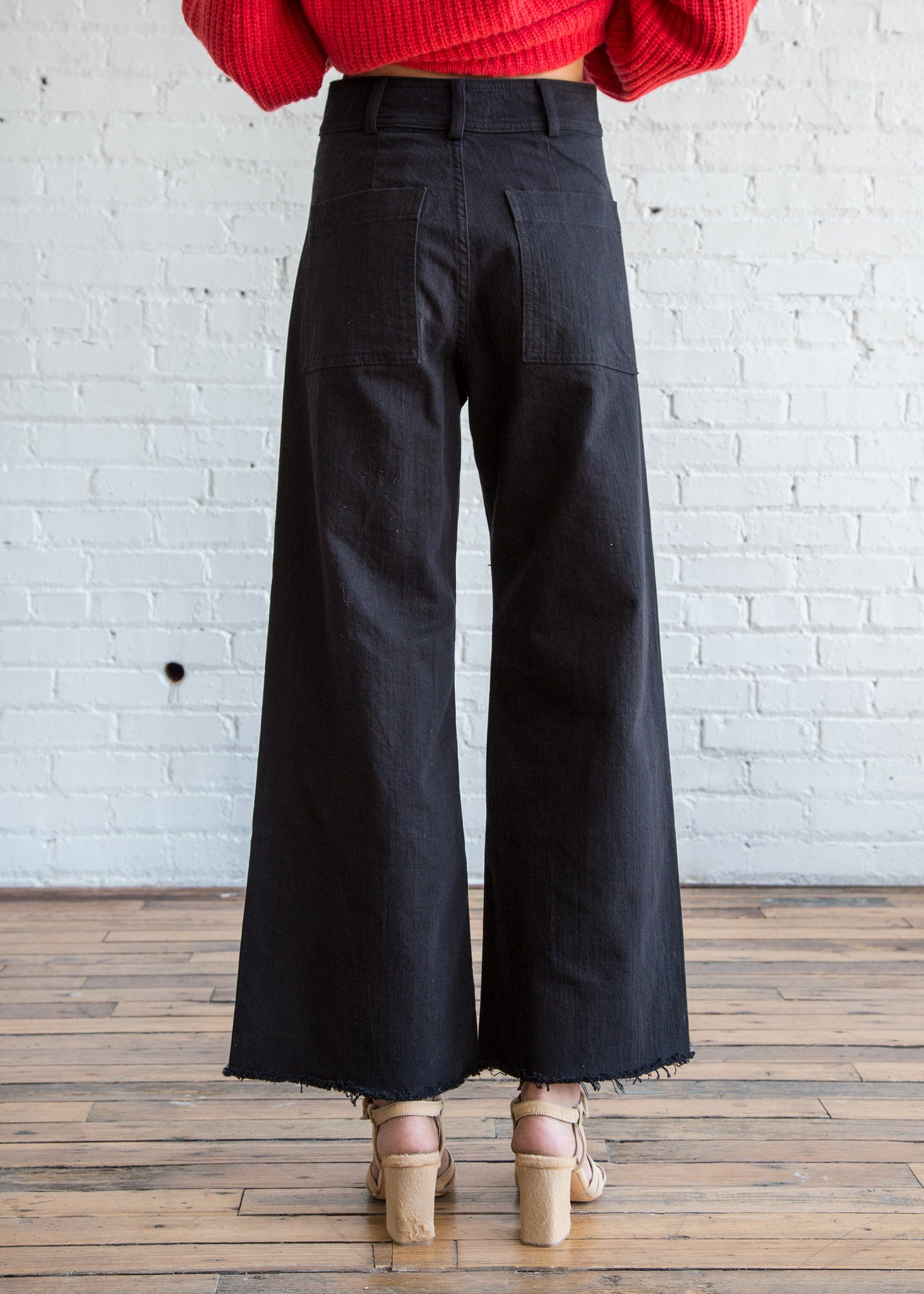 Creatures of Comfort Maison Denim Black - SOLD OUT