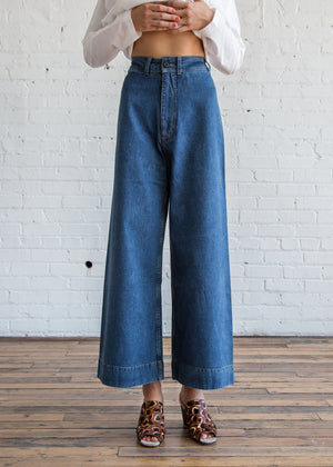 Creatures of Comfort Maison Denim Blue