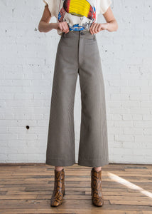 Creatures of Comfort Maison Pant Silver