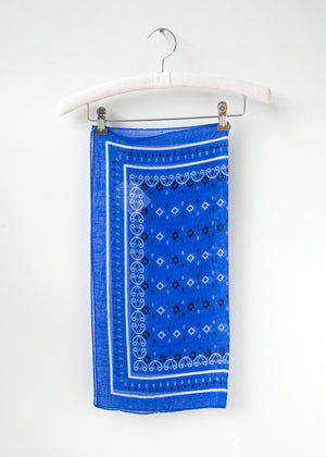 Bandana in Blue - SOLD OUT