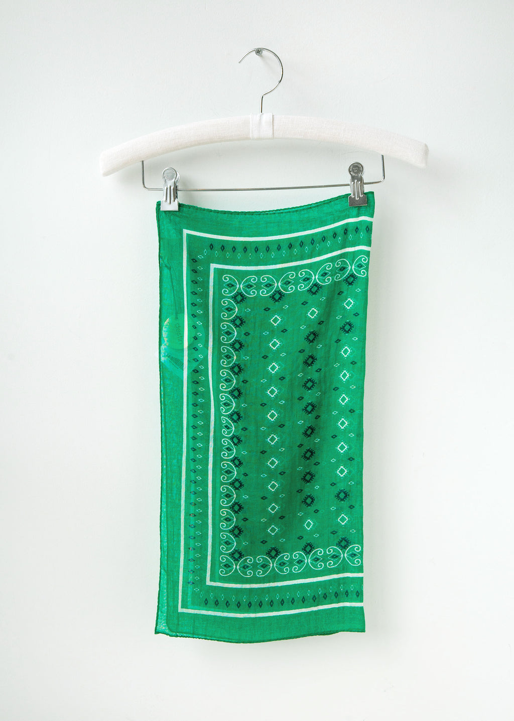 Bandana in Green - SOLD OUT