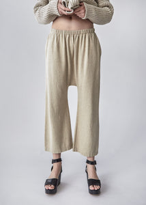 Peg Pants in Natural - SOLD OUT