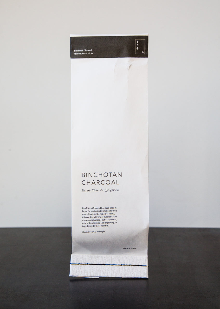 Binchotan Charcoal 1/4 LB  - SOLD OUT