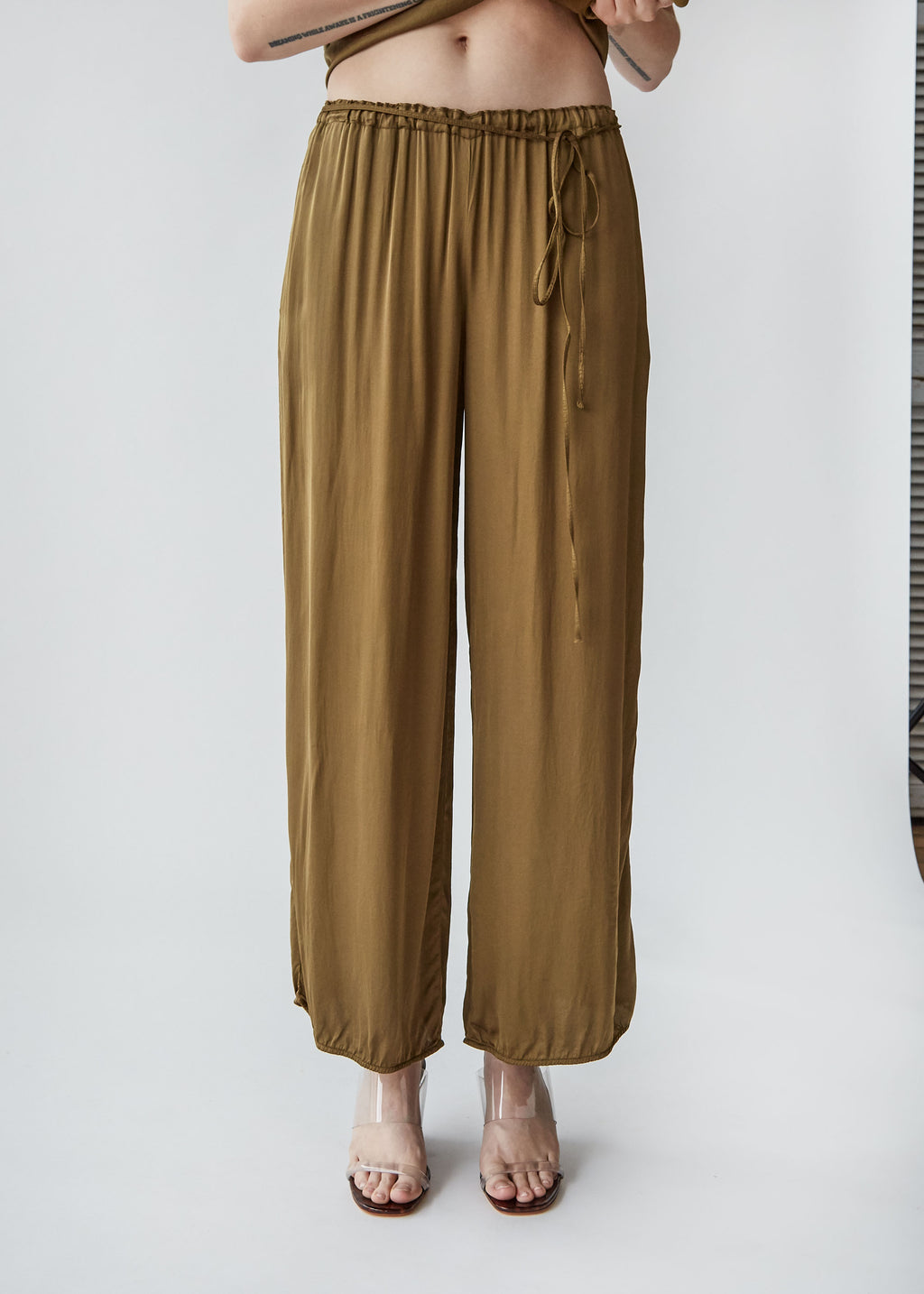 Culotte in Tobacco - SOLD OUT