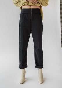 Barrie Pant in Black