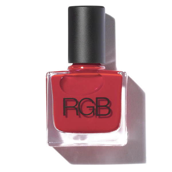 RGB - RGB Nail Lacquer Too Red  -  Finefolk
