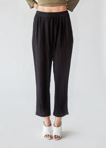 Sunday Pant in Black